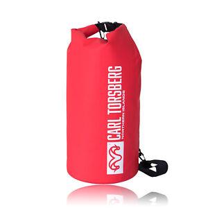 CARL TORSBERG® Waterproof Drybag Rot 20L