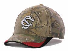 "South Carolina Gamecocks Oc Sports Realtreeâ""¢ Camo Ncaa Hideout Cap Hat Osfm"