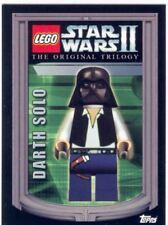Star Wars II Lego Promo Card 05 Darth Solo