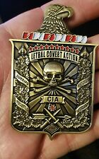 CIA LETHAL COVERT ACTION SPECIAL FORCES PARAMILITARY OPERATIONS CHALLENGE COIN