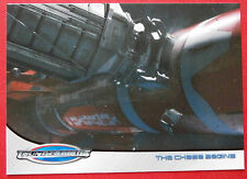 THUNDERBIRDS (The 2004 Movie) - Card#49 - The Chase Begins - Cards Inc 2004