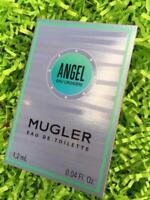 MUGLER Angel Eau Croisiere (Cruise) EDT Spray .04oz/1.2mL Womens Perfume Sample