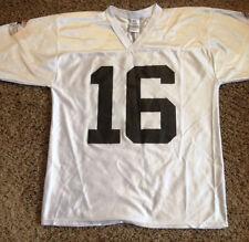 "CLEVELAND BROWNS  NFL  # 16 JOSH CRIBBS FOOTBALL  JERSEY BY NFL MEN""S MEDIUM"