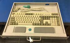 "RC-1000KBW 1U 19"" Rackmount keyboard/trackball, beige, 14.5"" depth"