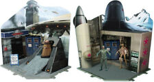 """DOCTOR WHO - 3.75"""" Series 6 Action Figure Playsets (2) by Character Options"""