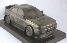 LIMITED EDITION BRONZO Subaru Impreza Rally Team 555 Da Collezione Ornamento McRae