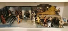 "Star Wars Vintage Collection & Modern Jabba's Palace Diorama + 23x 3.75"" Figures"