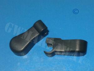 Fits Mazda 1986-1993 B2000 B2200 B2600 Front Windshield Wiper Hub Cover Pair