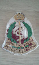 South African Medical Corps Blazer Badge  KC 1914-1922 Very Rare!!!!