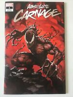 ABSOLUTE CARNAGE. NO.1. SKAN SRISUWAN VARIANT. OCTOBER 2019. 60 STORY PAGES. NM-