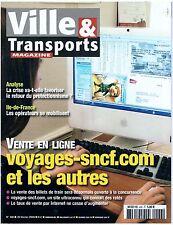 Ville & Transports N°466 Tramway de Tenerife, Vente en ligne - 25/02/2009