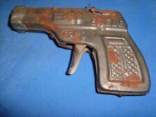 Old vintage Metal Toy Gun fom India 1970