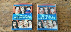 The Secret Life Of The American Teenager Season Volume Five 5 TV DVD LIKE NEW