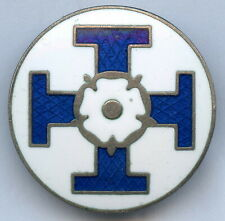 Finland Silver Badge Member Finnish Nurses Association Badge Pin Nice Grade !!!