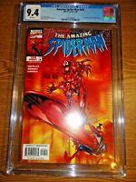 Amazing Spider-man #431 Key CGC 9.4 NM 1st Cosmic Carnage Silver Surfer Marvel
