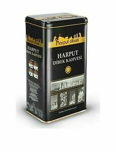 Premium Quality Ottoman Turkish Harput Dibek Coffee 500 Gr