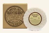 WOLLFETT-RASIERSEIFE Mitchell's Original Wool Fat Shaving Soap Refill  ENGLAND