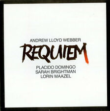 "12"" Andrew Lloyd Webber Requiem (Sarah Brightman, Lorin Maazel) 80`s EMI"