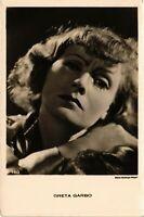 CPA AK Greta Garbo FILM STARS (816113)