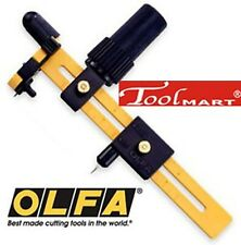 """OLFA CMP-3 18mm  Quilting Crafts Sewing Rotary Circle Cutter7/8"""" 8 ½"""" japan"""