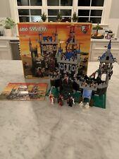 LEGO 6090 Royal Knights Castle Complete Set! w/ Box, Instructions Rare Nice Set