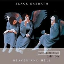 BLACK SABBATH - Heaven and Hell  (Deluxe 2-CD)