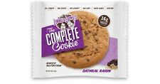 Vegan Lenny and Larrys Complete Cookie Oatmeal Raisin 4OZ 12CT