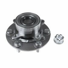 Front Wheel Bearing Kit Inc Axle Nut Fits Mitsubishi L 200 L Blue Print ADC48261