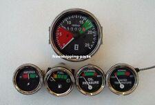 For Massey Ferguson Tractor - Tachometer Temp Oil Pressure AMP Fuel Gauge