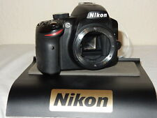 MINT Nikon D3200 24MP Digital SLR Camera - Black (Body)+Warranty