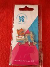 Olympics London 2012 Venue Sports Logo Pose Pin - Boxing