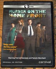 MURDER ON THE HOME FRONT 2013 ITV USA R1 DVD WITH ENGLISH SUBTITLES SENT FROM UK