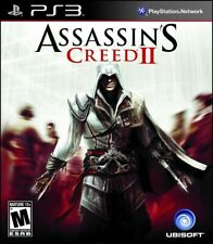 Assassin's Creed II (Sony PlayStation 3, 2009) (Original Release)