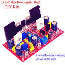 1set DX LM3886 TDA7293 AMP Mono Power Amplifier Board Kits DIY 100W 6-8Ω