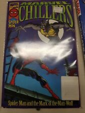 Marvel Chillers Spider-man and the Mark of the Man-Wolf Sc 1A-1St 1996 Vg