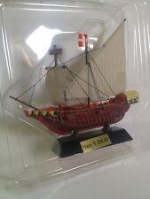 Uxer Siglo XIII-XV BARCO VELERO MADERA navío Nautica