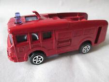 Corgi Junior Red ERF Fire Tender Engine Truck - Gt Britain (Nice)