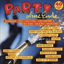 Party ohne Ende Benny Quick, Alice Babs, Rex Gildo, Manuela, Flippers, .. [2 CD]