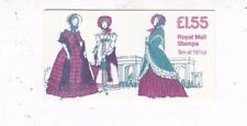 QE II Folded Booklets - £1.55 19th Century Women's Costume SERIES FR1A - FR4B