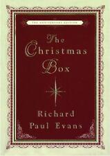 NEW - The Christmas Box by Evans, Richard Paul
