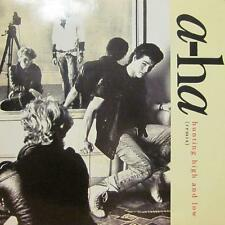 "A HA (7"", Vinyl P/S) Hunting high and Low-W6663-UK-Ex/Presque comme neuf"