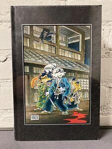 USAGI YOJIMBO Saga Vol 8 Limited Edition HC Stan Sakai - New & Sealed OOP Rare
