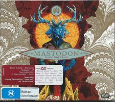 Mastodon - Blood Mountain (CD & DVD 2006) NEW