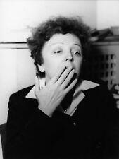 Photo originale Edith Piaf portrait