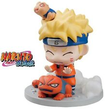 Megahouse Petit Chara Naruto Shippuden Summoning Again Naruto Uzumaki Figure B
