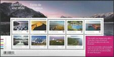 Canada  2020    FROM FAR & WIDE SOUVENIR SHEET       New  2020 Pristine  Issue