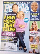 People Magazine Cancer Battle & Nelson Mandela December 23, 2013 051517nonrh