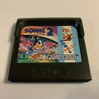 Sega Game Gear Sonic The Hedgehiog 2 Cartridge Only Tested