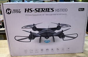 Holy Stone HS110D FPV1080P RC Drone with HD Camera 120° Wide-angle  Live 3D Flip