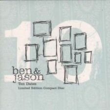 Ben and Jason Ten Dates Digipak Ltd Editon Promo CD